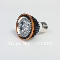 E27 5W LED Spot Light White/Warm White High Brightness 85-265V Free Shipping