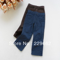 2013 children pants baby trousers for boy trousers children trousers boy pants trousers autumn child clothing  100% cotton