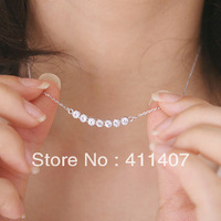 accessories summer sweet gentlewomen starlight dot necklace pendant
