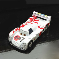 Baby classic toys  Fashion Pixar cars 2 japan Racing cars NO.7 model toys for children for kids