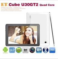 CUBE U30GT2 quad core RK31881.8GHz10.1 inch Retina screen, HDMI 500 million pixel camera, 2G memory 16G/32GB WIFI Bluetooth IPS