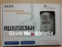 New ALFA USB WIFI ADAPTER Alfa Network Card Wireless Wifi Card 54Mbps 5dBi Antena Free shipping