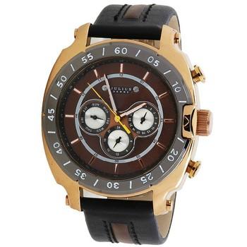 No Fake Here, Julius Korea Brand Men's Quartz Round Wrist Watch, Three Japanese Movements , Authentic, Good quality, JAH-028