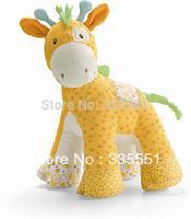 1PCS 20CM New Best Cute Colorful Stuffed Animals Giraffe Dolls Toy Soft Plush Stuffed Toys For Kids Plush Fabric 0-1 Year Old