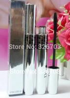 [1PCS /LOT] high quality brand makeup mascara volume effet faux cils black  free shipping