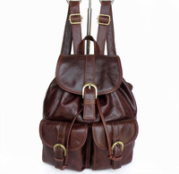 Free Shipping Women Genuine Leather Bags First Layer Cowhide Tablet Small Travel Bag For Girl