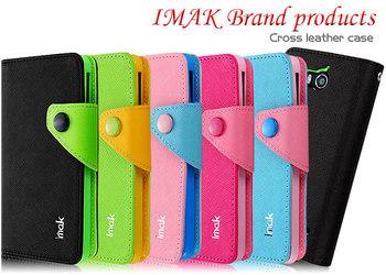 Genuine Brand New IMAK Luxury Leather Case Cover For Huawei U8950D U9508 C8950D G600 Honor 2 Honor+
