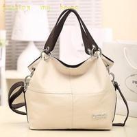 Promotion! Special Offer PU Leather Restore Ancient Inclined Big Bag Women Cowhide Handbag Bag Shoulder Free Shipping