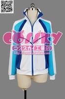 New Arrival Japan Hot Recommend Free Iwatobi Swim Club Rei Ryuugazaki Cosplay Costume