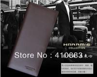 Free Shipping +New genuine Hempstead men wallet / Leather Mens Wallet/   L063