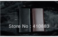 Free Shipping +hot fashion Brand wallet / Long leather men's wallet /Men's pure leather men's wallet /   L069