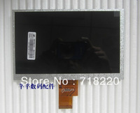 Free shipping 7 inch LCD KW070TNA2 KW070TNA2-3.5 for Teclast P76T Dual-core Display screen 40pin HD Screen