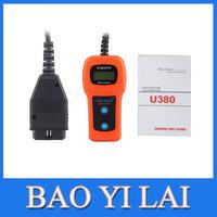 U380 OBD2 CAN BUS & Engine Code Reader U380 Code Reader Scanner for Asian European