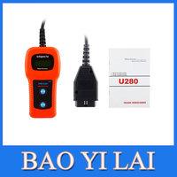 U280 OBD2 CAN BUS & Engine Code Reader U280 Code Reader Scanner
