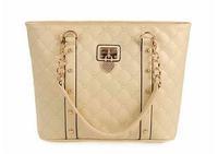 New arrival fashion heart rhombus design women leather handbag/Shoulder Bag