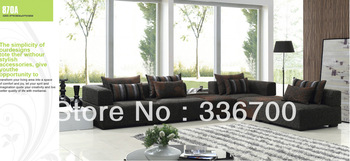Wholesale modern style furniture,Simplicity and comfortable  fabric sofa,Mutiple color to choose