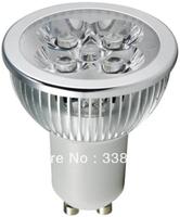 [3W GU10] FREE SHIPPING 50pcs/lot LED Spot Light High Brightness High Quality AC100-240V 2700-6500K 3 years Warranty