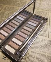 Hot!2013 new!12 COLOR Professional EYE SHADOW POWDER EYESHADOW palette makeup set free shipping!