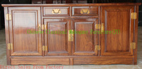 Chinese classical mahogany furniture rosewood furniture  Chinese style Tradition dining room furniture sideboard Luxurious