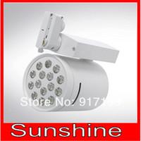 High Bright LED Track Light 15W Spotlights ,AC 90V~260V For Clothing store /Shopping Mall ,CE /ROHS,2PCS/LOT