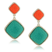 (Mix minimum order is 10USD) New Earrings for Women Fashion Earrings E1387