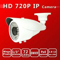 HD 720P IP camera onvif 72 IR Varifocal 2.8-12MM ZOOM Infrared cctv camera digital camera outdoor waterproof security camera