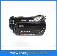 "HD-1200 Full HD 1920*1080 20MegaPixels Video Camera 3.0"" Touch Screen 12X Optical Zoom Built-in 128MB Flash Memory"