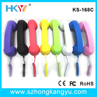 New style many color choice telephone handset