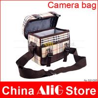 Universal Camera Bag Waterproof Bag Lens Case For D3100 D3200 D5100 D5200 D80 550D 600D 650D G10 SX30 SX50 HS Free Shipping