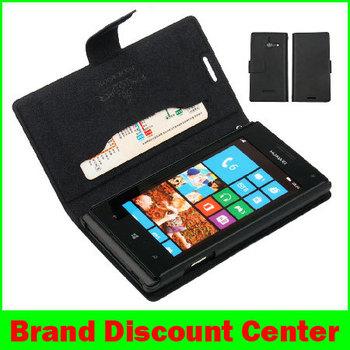 Huawei Ascend W1 H883g Straight Talk Black Windows Phone 8 Smartphone