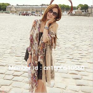 Popular!!!!!! Bohemian scarf (shawl)!---(Scarf - 02)
