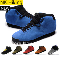2013 Free Shipping New On Sale Men's Hiking shoes for men outdoor shoes summer fashion brand Top Quality mens trails boots Fur