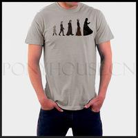 STAR WARS EVOLUTION  Black Knight men short sleeve T-shirt new arrival Fashion Brand t shirt for men 2013 summer