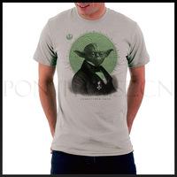 Members STAR WARS  YODA men short sleeve T-shirt new arrival Fashion Brand t shirt for men 2013 summer
