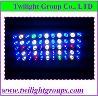 high power 120w led aquarium light with 3w leds best for the coral tank indoor used led for fish tank