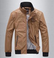 Brand Men Jackets 2014 Spring Autumn Fashion Leisure Sport Coat Outwear Clothes Men's Jacket  Man Windcheater Plus Size XXXL