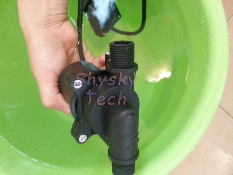 Центробежный насос Shysky Tech 5/12vdc 4m 2150LPH DC50C-1240S