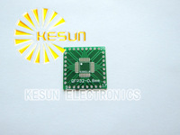 FREE SHIPPING 20PCS QFP32 QFN32 turn DIP32  0.65MM 0.8MM  IC adapter Socket / Adapter plate  PCB