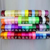 "Free Shipping 1-1/2""(40mm) 120yard/lot Polyester fibber ribbonDIY stain ribbon"