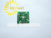 FREE SHIPPING 20PCS QFN64 QFN56 turn DIP64 DIP56 0.5MM  IC adapter Socket / Adapter plate  PCB