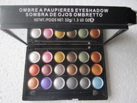 1pcs/lot New 12 Color C.R.E.A.M EyeShadow palette 16.8G 6 COLORS !!!Free China Post Air!!