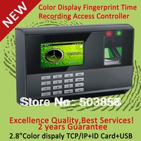Wholesales Multi-media Fingerprint Time Attendance with Access Control Terminal  ZM-TC10