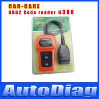 OBD2 U380 automotive diagnostic equipment the car detector U380 OBDII Engine Light & Trouble Code Reader