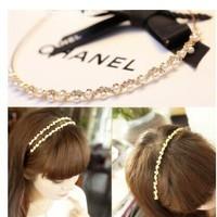 2014 Real Hair Accessories Wedding Tiara Hairpin Handmade Hair Accessory Luxury Ladies Bride Rhinestone Bands Elegant