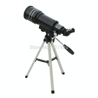150X Monocular Refractor Space Astronomical Telescope ( 300/ 70mm ) Spotting Scope+USB Electronic Eyepiece(Upgraded version)