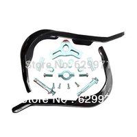 Black 22mm Handguards for Motocross Motorbike Dirt Bike MX Alloy Hand Guards