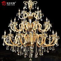Lamps fashion luxury high quality crystal pendant light pendant light 1158 k9 crystal