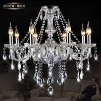 Lamp lighting fashion luxury crystal pendant light lamps x-07   k9 crystal