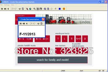Linde Forklift Parts Catalog Spare parts linde lidos 2013.11