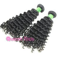 Brazilian Curly Virgin Hair Deep Wave Curly  Brazillian Curly Human Hair Weave Kinky Curly Brazilian Virgin